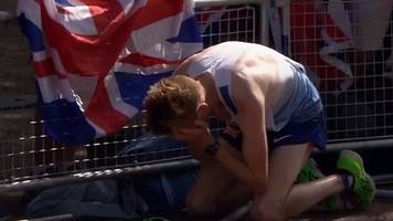 World Athletics 2017: 'Distraught' Tom Bosworth disqualified from walk