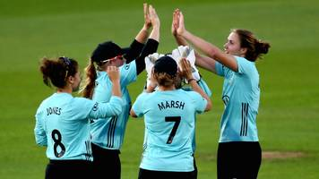 sciver helps stars to win over diamonds - highlights & report
