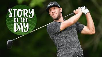 story of the day: delaet's four holes in six under