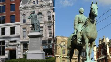 One Mayor In Kentucky Is Pushing To Move Confederate Monuments
