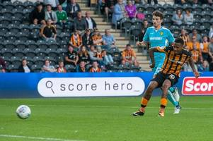 hull city player ratings from burton albion win - abel hernandez the star as jarrod bowen and kamil grosicki shine again