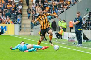 kamil grosicki's first goal can be the spark to make hull city man a championship star hopes leonid slutsky
