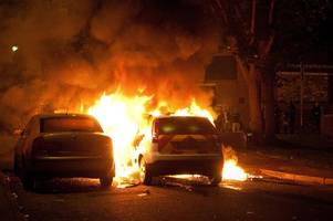 a look back at the bristol riots that saw vandalism and looting across the city six years ago