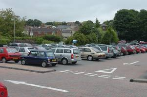 free parking in the forest of dean for party in the park