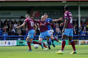 rochdale v scunthorpe united - match ratings