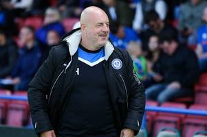 Rochdale needed to be sharper against Scunthorpe United says Keith Hill