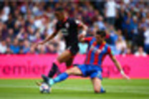 no knee-jerk reaction for crystal palace boss after opening day...