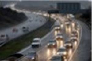 kent learner drivers will soon be allowed on the m25 during...