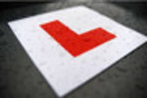 learner drivers are going to be allowed to have lessons on the...