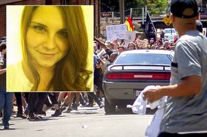 First photo of young anti-Nazi activist killed after car 'ploughed into counter protesters in Charlottesville'