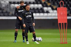 Paul Clement says Roque Mesa needs time to adjust to the Premier League but backs new signing to be a huge hit for Swansea City