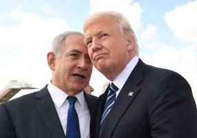 what netanyahu and trump owe the left