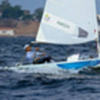 yachting: sam meech earns bronze at test event