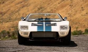 One of a Kind 1965 Ford GT40 Roadster Can Be Yours if You Have a Lot of Money
