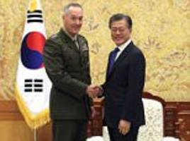 North Korea 12 months away from mastering rocket re-entry