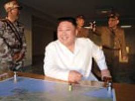 Kim Jong-un absent from public amid fears of missile test