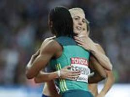 south africans taunt lynsey sharp for coming in last