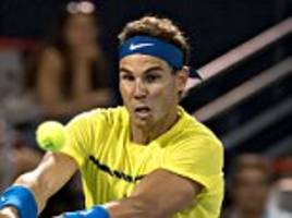 rafael nadal to replace andy murray as world no 1