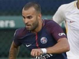 Stoke close in on loan deal for PSG flop Jese Rodriguez
