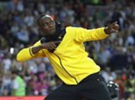 We are all still head over heels in love with Usain Bolt