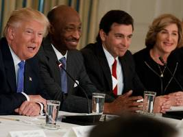 Merck's CEO left Trump's manufacturing council over Charlottesville — here's how the rest of the council responded