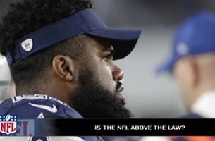 Does Elliott's suspension prove the NFL is above the law?