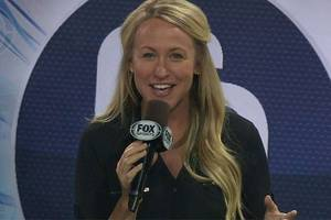former fox sports reporter reveals 'why i hid my pregnancy on tv'