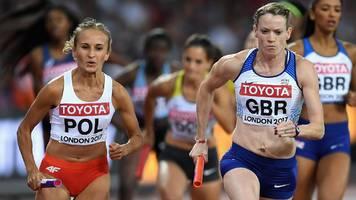 Scottish athletics on a high after World Championships