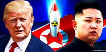 North Korea's Kim Reportedly Being Briefed On Guam Attack Plan, Media Says US Wants To Kill Itself
