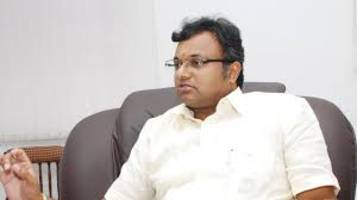 SC puts on hold HC order staying look out circular against Karti Chidambaram