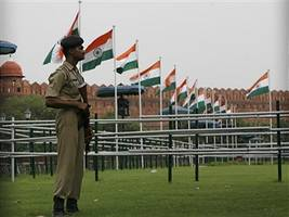 Security tightened in Delhi ahead of Independence Day