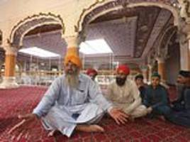 70 years after Pakistan-India split, Sikhs search for home
