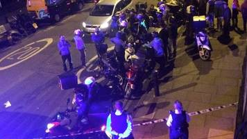 london moped acid attacks: teenager in court