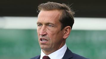 justin edinburgh: northampton town boss confident results will improve