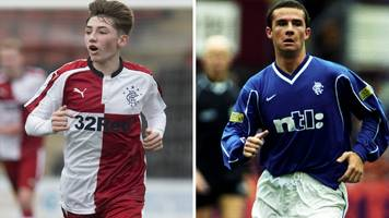 malky mackay: 'billy gilmour could have emulated barry ferguson at rangers'