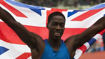 World Championships 2017: Adam Gemili lauds coach Christian Malcolm for relay gold