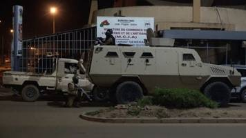 At Least 18 Dead After Gunmen Attack Restaurant In Burkina Faso