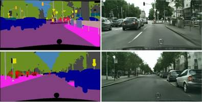 ai paints dreamy cityscape that blurs the line between code and art