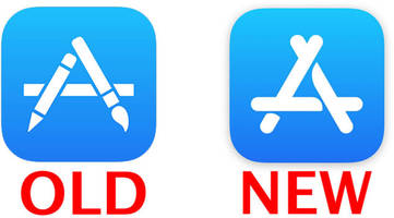 Apple just changed the App Store logo for the first time in years