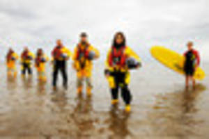 North Devon lifeguards on TV this week
