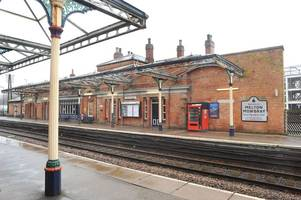 man dies after being hit by train at melton station