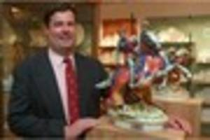 Former Royal Doulton chief executive Patrick Wenger dies 18 years...