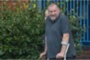 machete-wielding man shouted 'come on then, let's have some fun'...