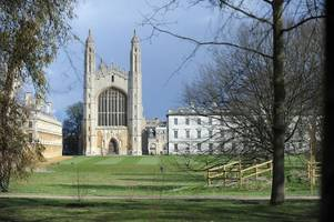 Three Cambridge colleges will open their beautiful grounds to charity runners