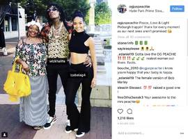 """Amid Growing Amber Rose Rift, Wiz Khalifa's Mom Is All Gushy Over His New Bae: """"Pixburgh Trappin'"""""""