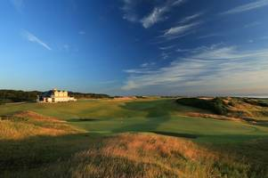 cops hunt thieves who stole golf course safe containing thousands during women's british open