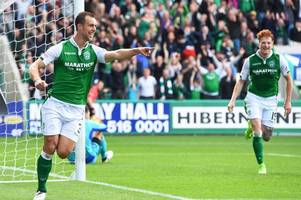 hibs defender steven whittaker says his side have the old firm bottle and winning mentality to beat the big teams