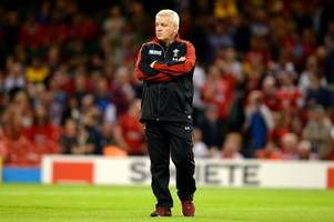 the critical issues that will define the final two-year chapter of warren gatland's wales reign