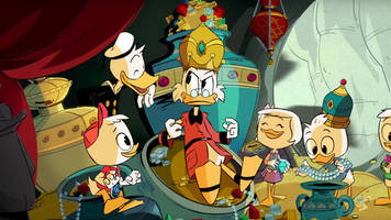 Watch the first episode of Disney's new DuckTales series for free
