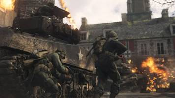 what's included in call of duty: wwii's private multiplayer beta